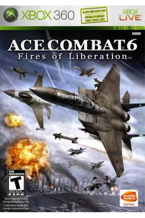 بازی Ace Combat 6: Fires Of Liberation