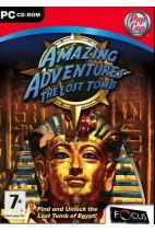 بازی Amazing Adventure The Lost Tomb
