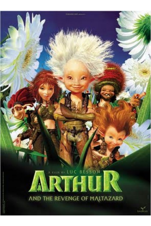 بازی Arthur And The Revenge Of Maltazard