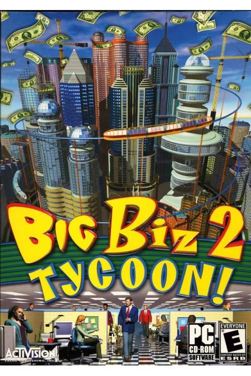 بازی Big Biz Tycoon 2