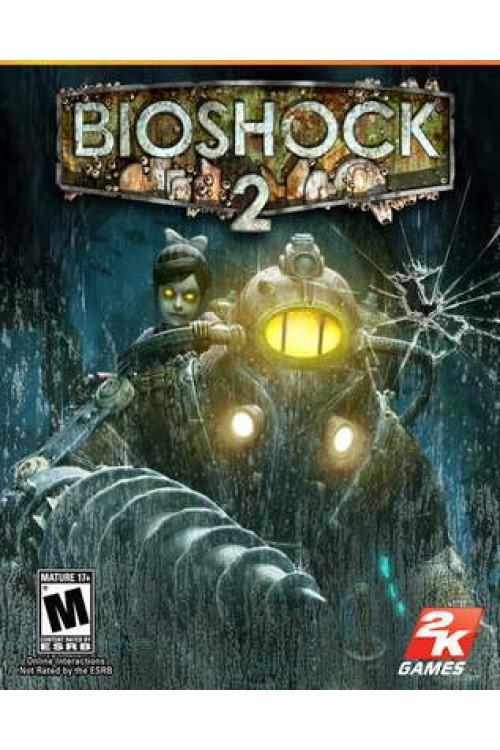 بازی BioShock 2: Sea Of Dreams