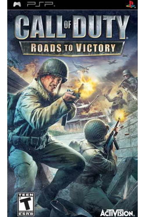 بازی Call Of Duty: Roads To Victory