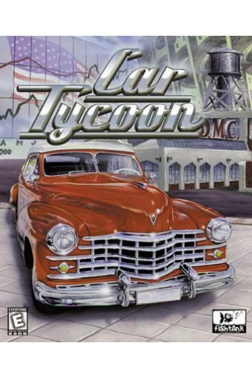 بازی Car Tycoon