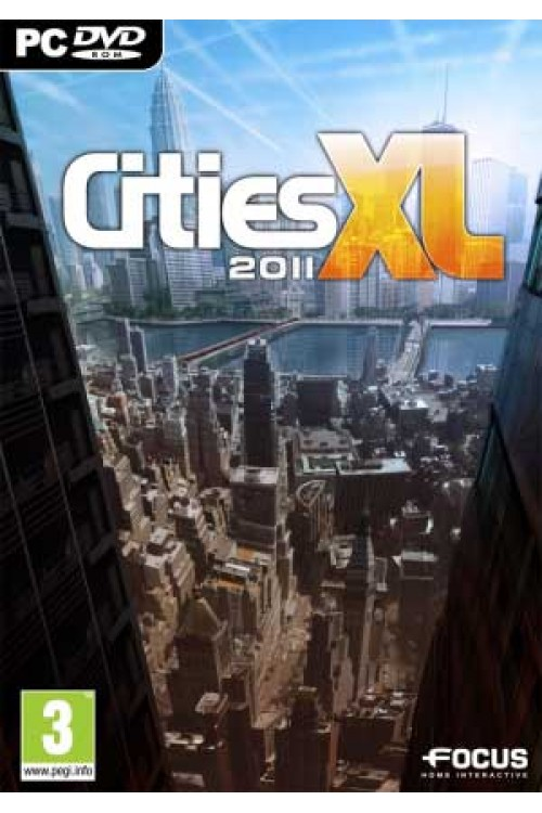 بازی Cities XL 2011