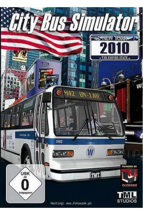 بازی City Bus Simulator 2010