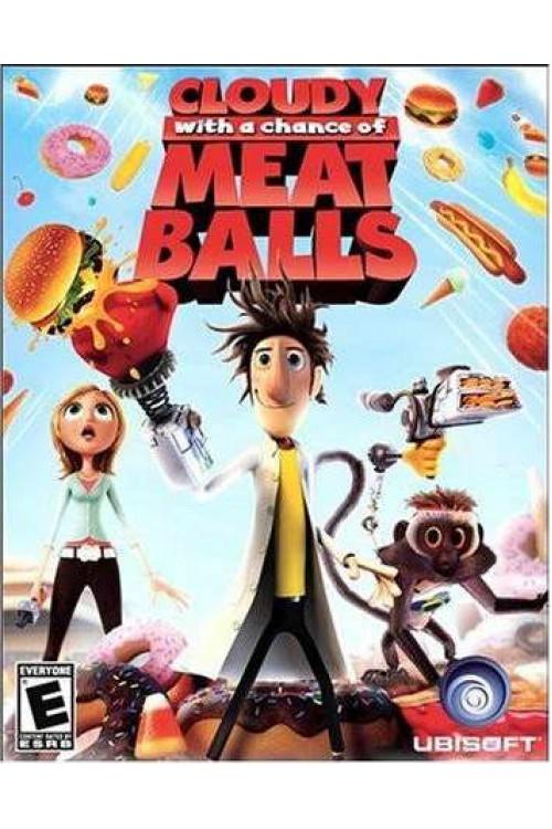 بازی Cloudy With A Chance Of Meatballs