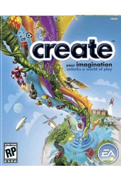 بازی Create