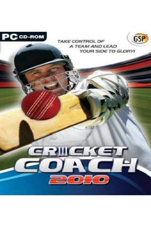 بازی Cricket Coach 2010