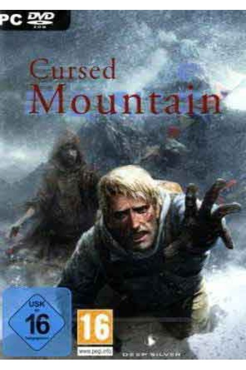 بازی Cursed Mountain