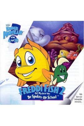 بازی Freddi Fish 2: Case Of The Haunted Schoolhouse