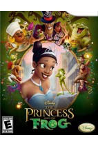 بازی Princess And The Frog