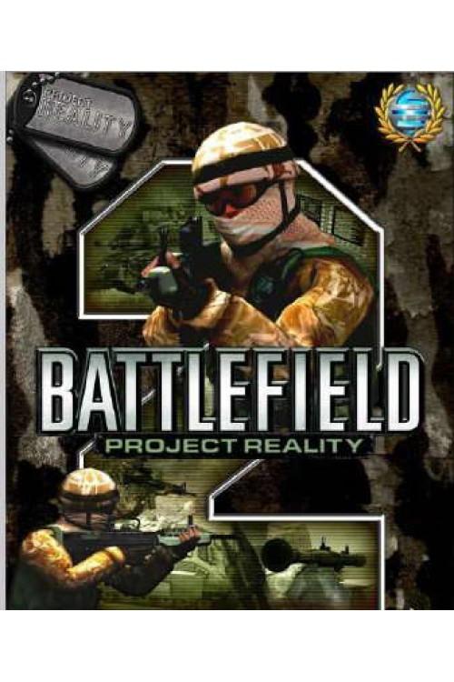 بازی Battlefield 2: Project Reality