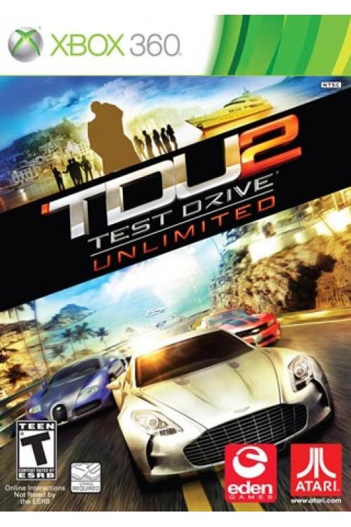 بازی Test Drive 2 Ultimate