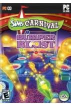 بازی The Sims Carnival: Bumper Blast