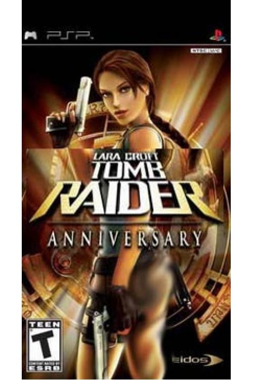 بازی Tomb Raider Anniversary