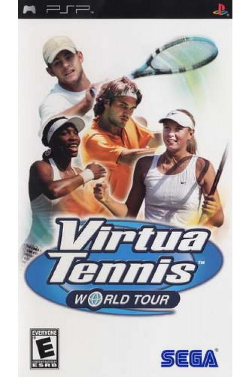 بازی Virtua Tennis World Tour