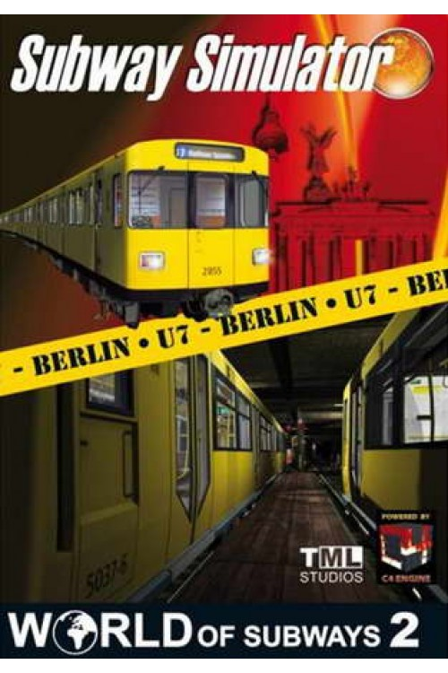 بازی World Of Subway: U7 Berlin