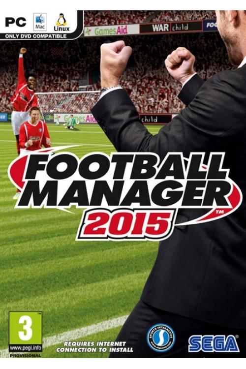 بازی Football Manager 2015