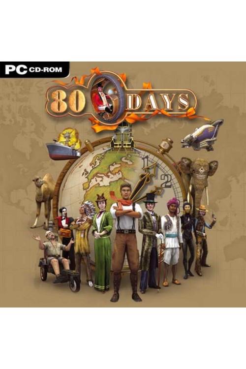 بازی 80 Days