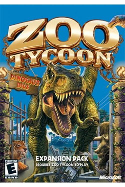 بازی Zoo Tycoon Dinosaur Digs