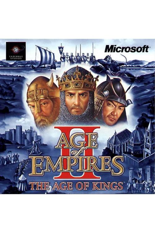 بازی Age Of Empires 2: The Age Of Kings