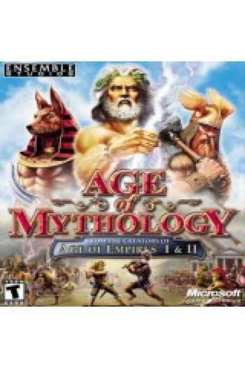 بازی Age Of Mythology