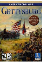 بازی American Civil War Gettysburg