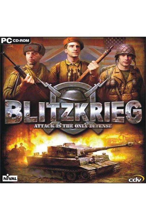 بازی Blitzkrieg