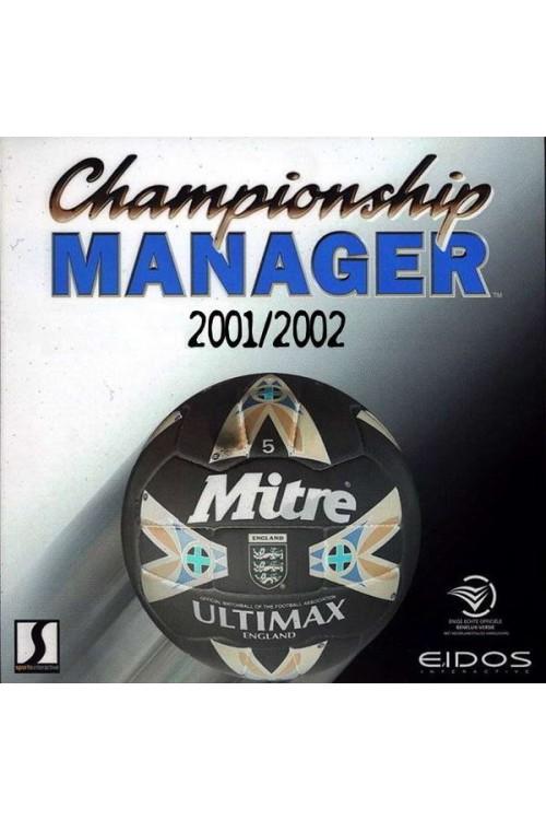 بازی Championship Manager 02
