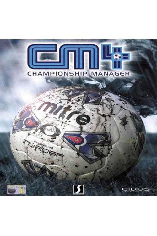 بازی Championship Manager 2004