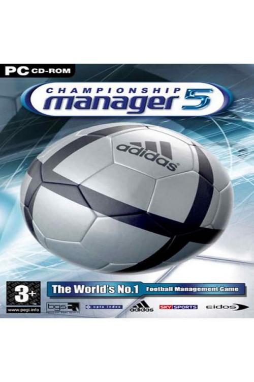 بازی Championship Manager 5