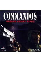 بازی Commandos : Behind The Enemy Lines