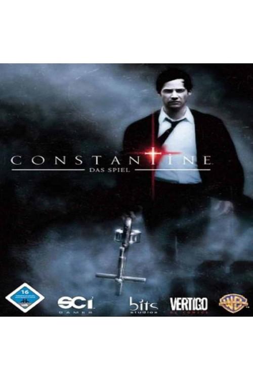 بازی Constantine