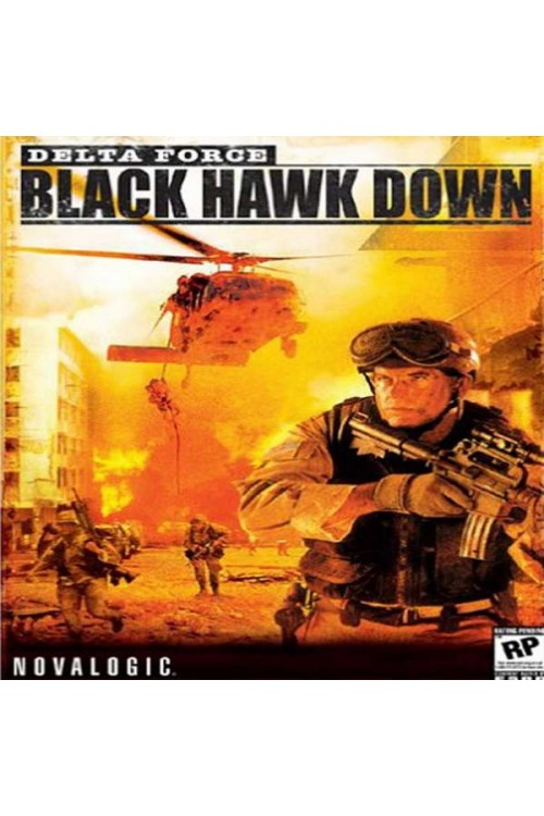 بازی Delta Force : Black Hawk Down