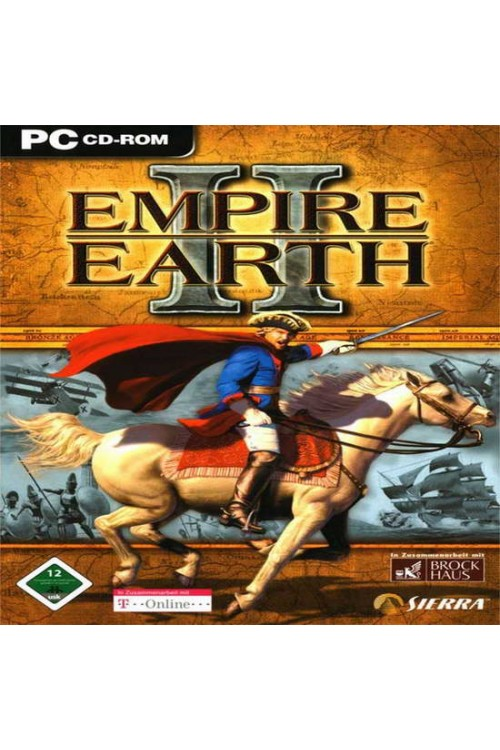 بازی Empire Earth 2
