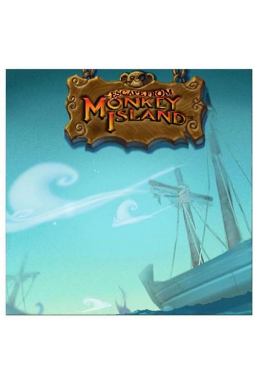 بازی Escape From Monkey Island