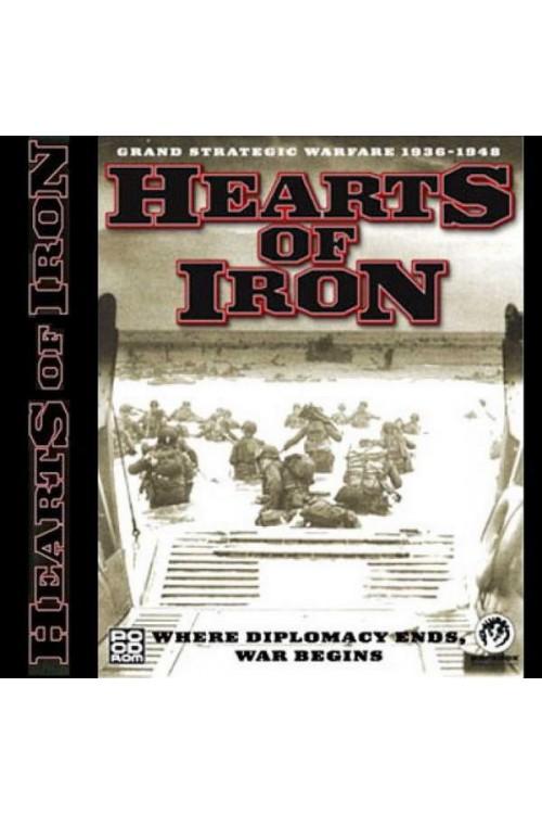 بازی Hearts Of Iron