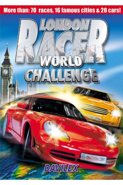 بازی London Racer : World Challenge