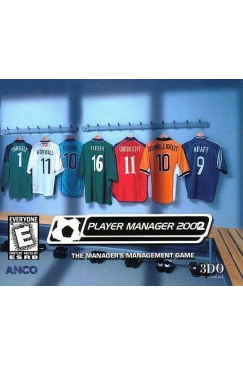 بازی Player Manager 2003