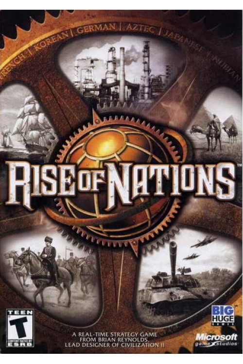 بازی Rise Of Nations