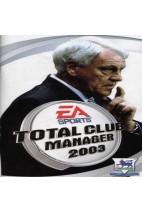 بازی Total Club Manager 2003