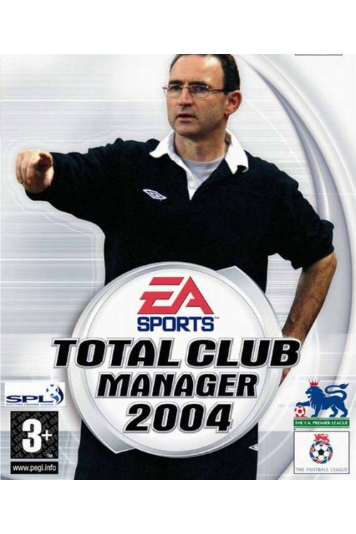 بازی  Total Club Manager 2004