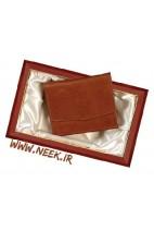 کیف جیبی چرم گاوی مردانه