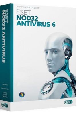 آنتی ویروس  Eset NOD32 Antivirus 6